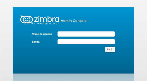 administracao-do-zimbra-google-chrome
